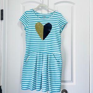 Girl's Cat & Jack Reversible Sequin Dress